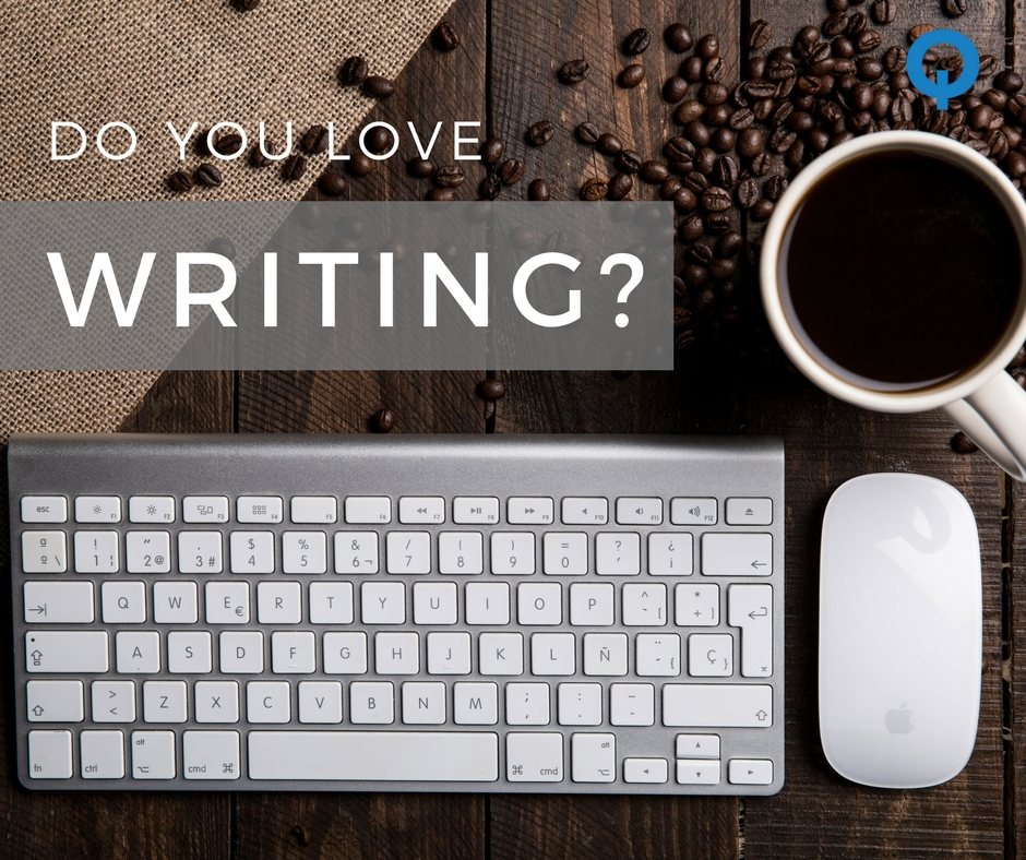 do you love writing?
